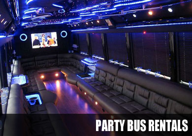 Oakland Party Bus Rental