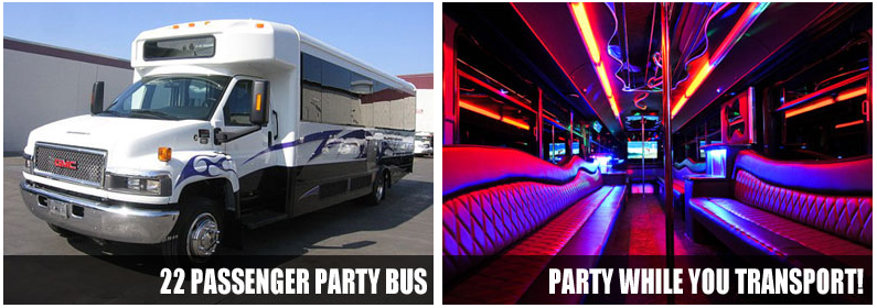 Party Bus Rentals Oakland