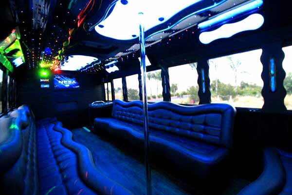 40 People Party Bus Oakland