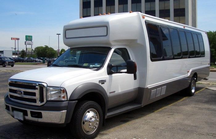 Oakland 18 Passenger Party Bus